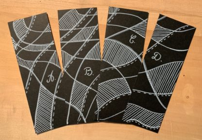 Bookmarks - Waves by NiQo