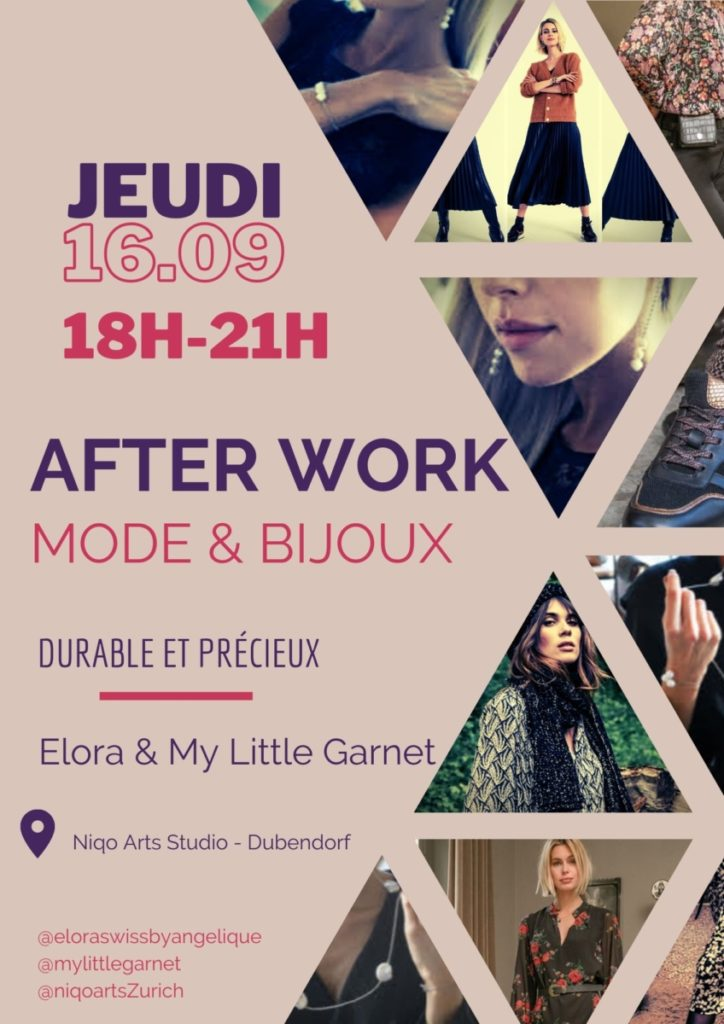 After Work Mode et Bijoux by NiQo